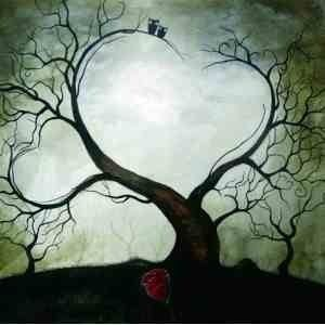 Love Tree & Owls:) tattoos