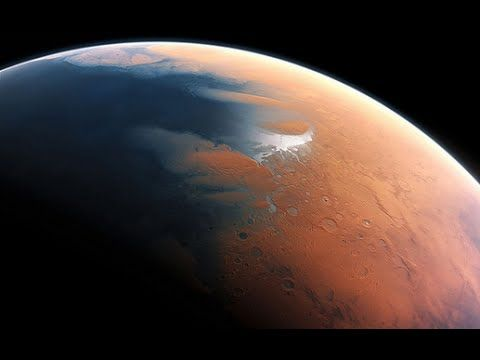 Liquid Water Discovered On Mars