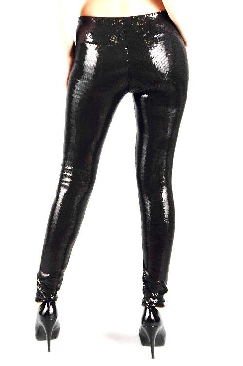 Best 20  Black sequin leggings ideas on Pinterest | Sequin ...