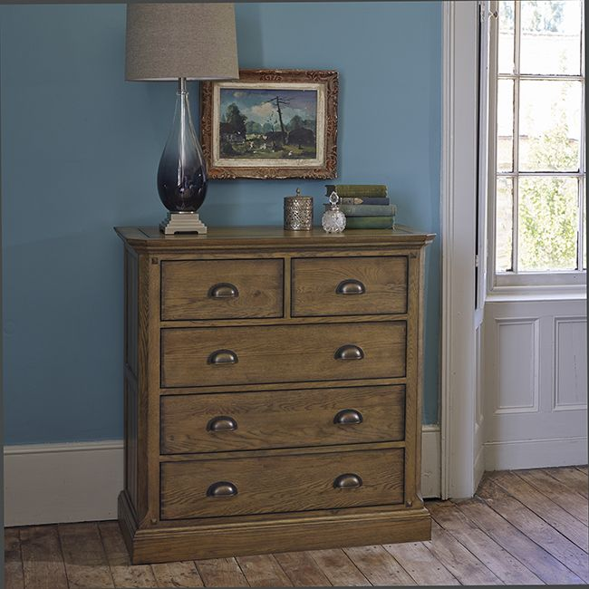 To The Manor Born... By Kimberly Duran. Oak Furniture ...