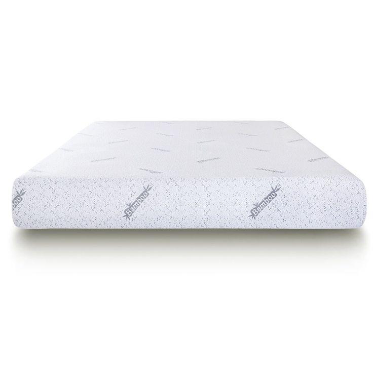Cr Sleep Ventilated Memory Foam Air Gel Mattress, 8-Inch, Queen