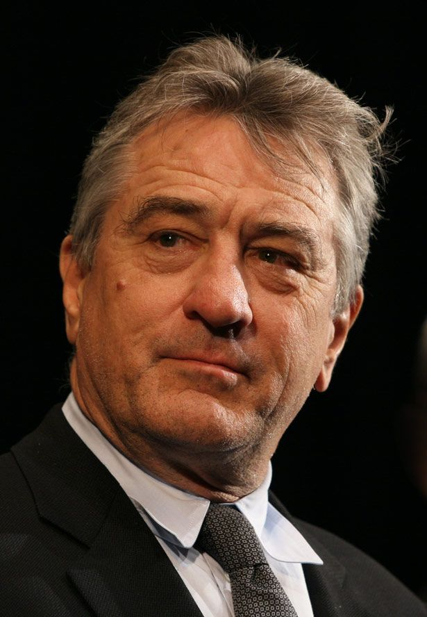 """ROBERT DE NIRO  De Niro has been a critically acclaimed actor since the 1970's, appearing in a wide range of movies. Known principally for his method acting. DeNiro has also tried his hand at directing successfully with such films as """"The Good Shepherd"""". Date: 2008. Photographer: Petr Novák, Wikipedia."""