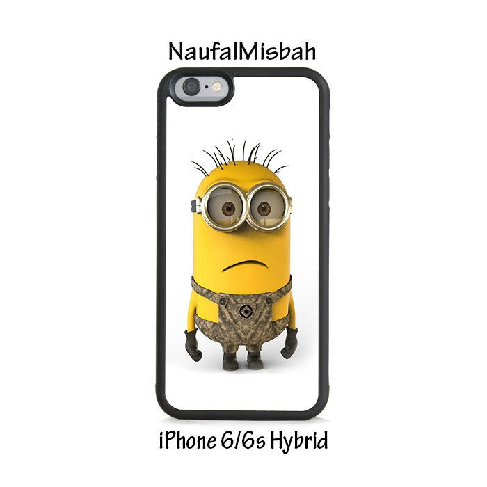 Call of Duty Despicable Me Minion iPhone 6/6s HYBRID Case Cover