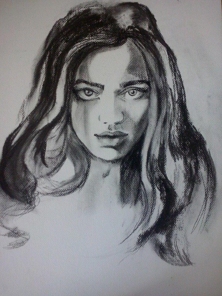 draw by Wedad .