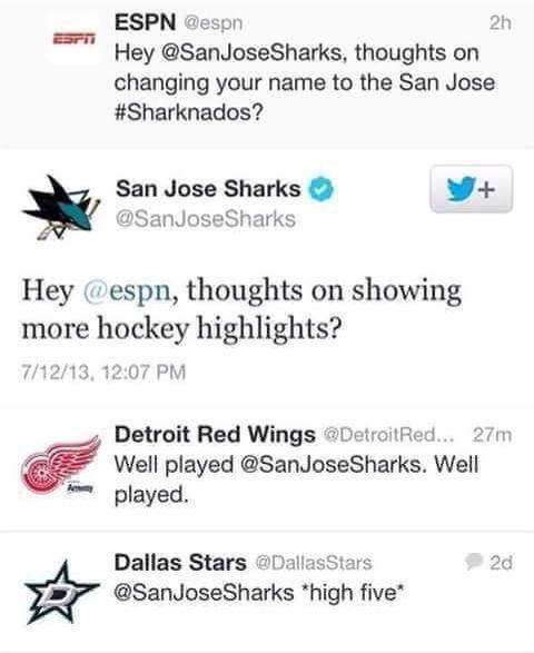 Hockey highlights?