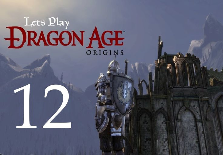 Let's Play DRAGON AGE: Origins Ultimate Edition -Modded- Part 12 - More Mages http://youtu.be/n9QXImLqgYs