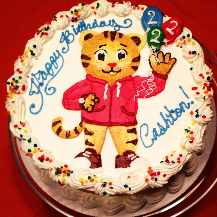 Birthday Cake Images For Daniel : 17 Best images about Savannah 2nd Bday on Pinterest ...