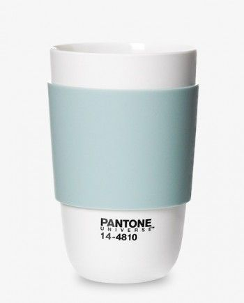 Pantone cup classic krus Canal Blue 14-4810