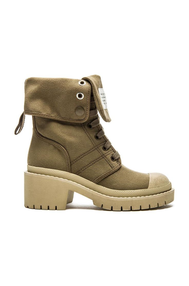 Marc by Marc Jacobs BOTTINES STYLE MILITAIRE