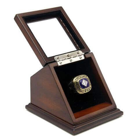 NHL 1984 Edmonton Oilers Stanley Cup Championship Replica Fan Ring with Wooden Display Case,#PeterPocklington #edmontonoilers #oilers #oilersfan #oilersgame #oilersnation #oilershockey #NHL #stanleycup #hockey #nhlplayoffs #stanleycupplayoffs #icehockey #nhl17 #hockeylife #hockeygame #stanleycupchampions #championshipring