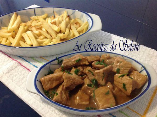 Receita Carne de porco ao rabo de boi de Selene Receitas - Petitchef