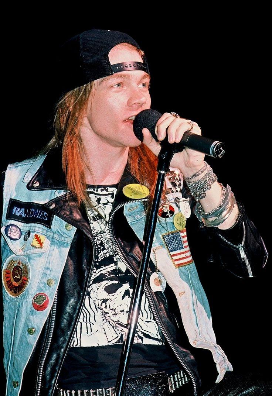 Guns n roses critical solution - Guns N Roses