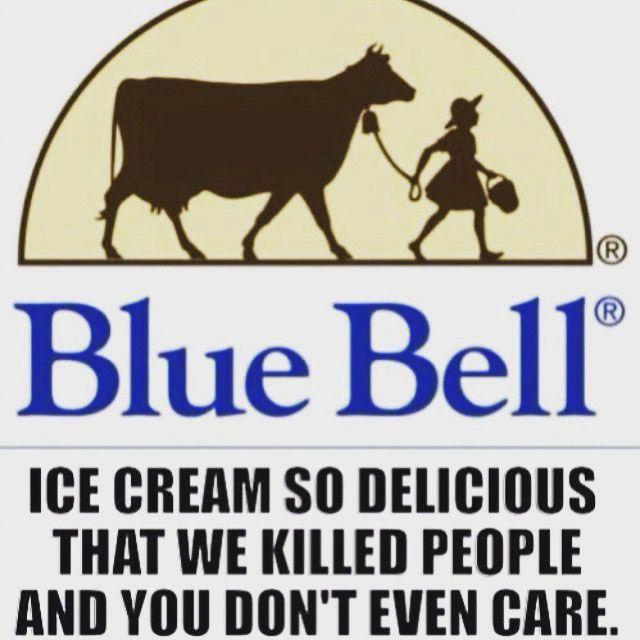 Blue Bell Ice Cream Memes
