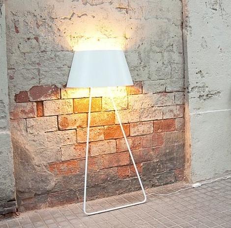 lampada contemporanea