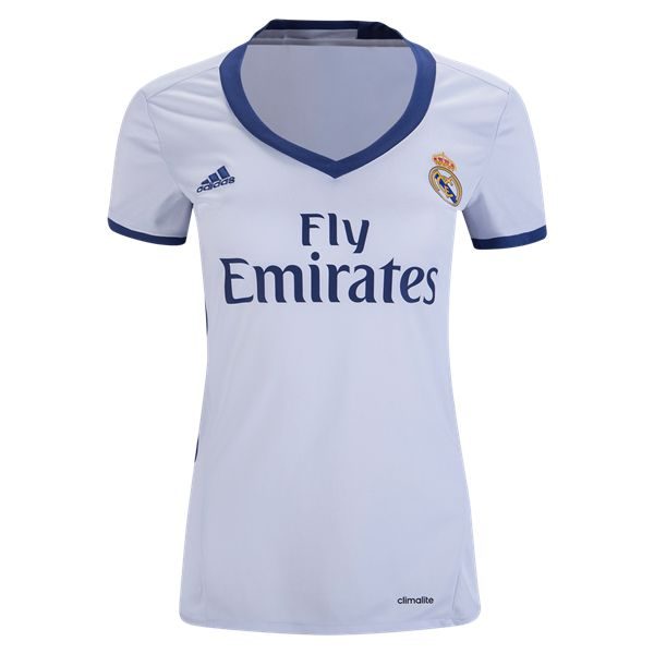 adidas Real Madrid Womens Home Jersey 16/17