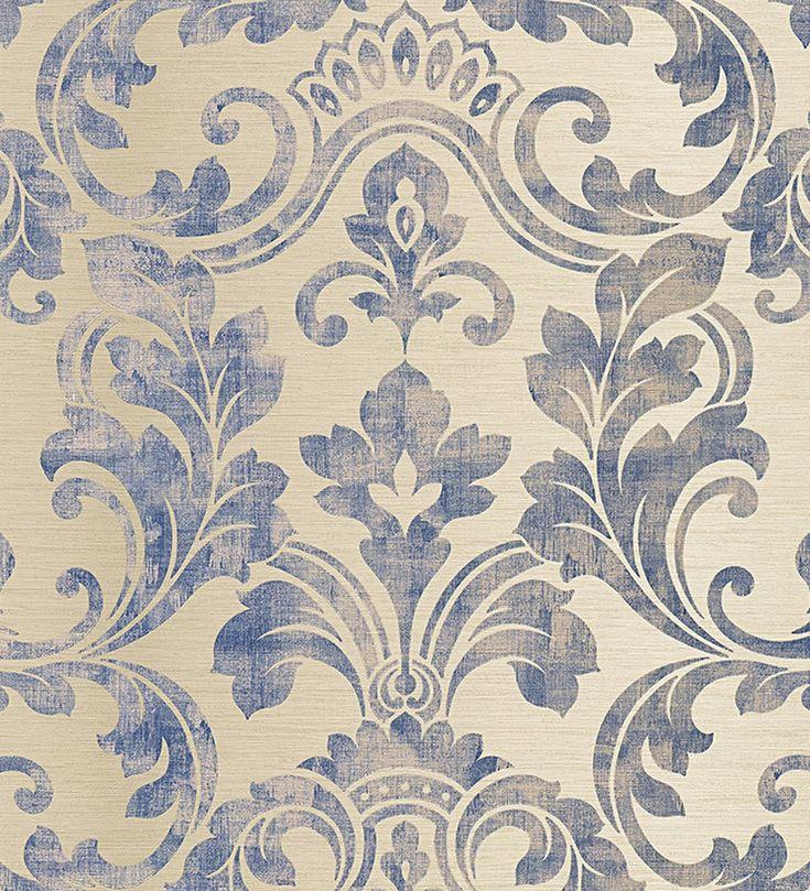 M s de 25 ideas incre bles sobre papel pintado damasco en pinterest - Papel pintado damasco ...