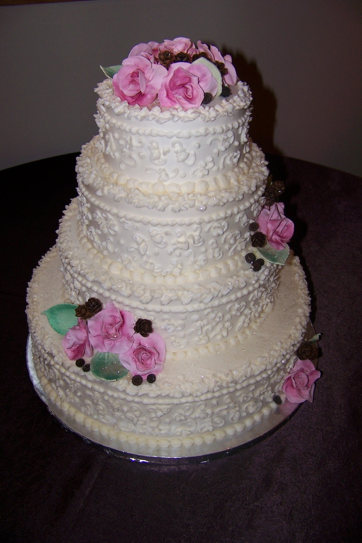 best sugar flower wedding cakes 17 best images about wedding cake with flowers on 11367