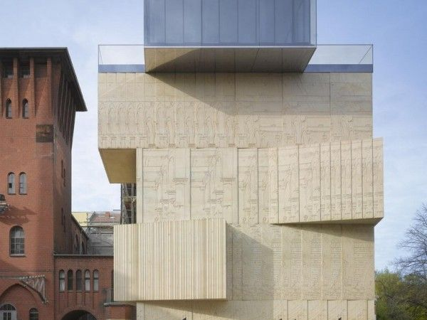 SPEECH Tchoban&Kuznetsov | Museum of Architectural Graphics