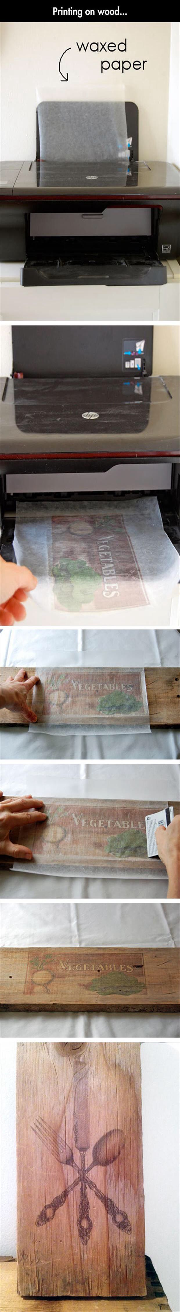 17 best images about crafty paper crafts on pinterest for Printer transfer paper for wood