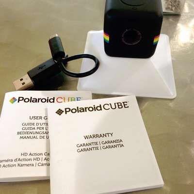 Tra Passato e Futuro... Polaroid CUBE, su Svendere.it