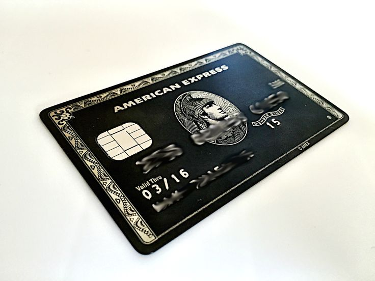 We Got Our Hands on a Black American Express Card So You Wouldn't Have To