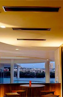 Electric Heaters | Outdoor Platinum Heaters | Bromic Heating. www.bromicheating.com.au