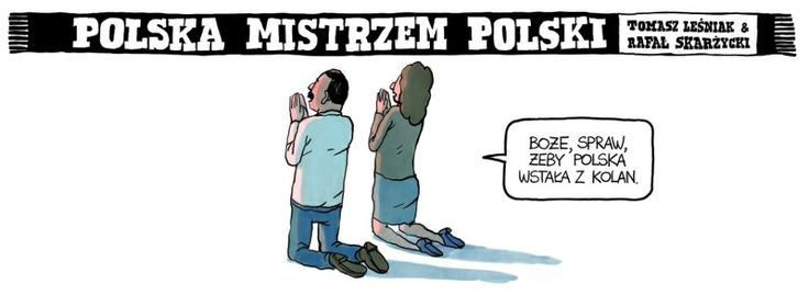 Zdjęcie numer 55 w galerii - Polska mistrzem Polski