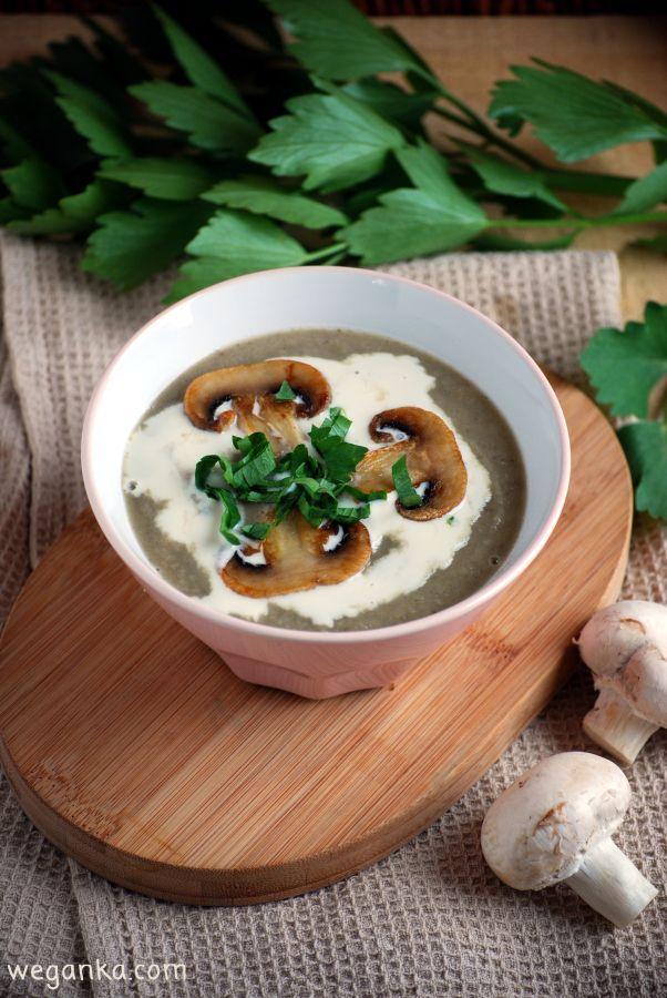 Kuchnia wegAnki: Zupy