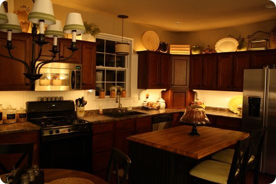 How To Install Under Cabinet Lighting And Above Cabinet