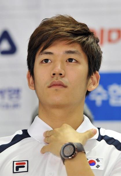 Lee yong Dae Olympic 2012
