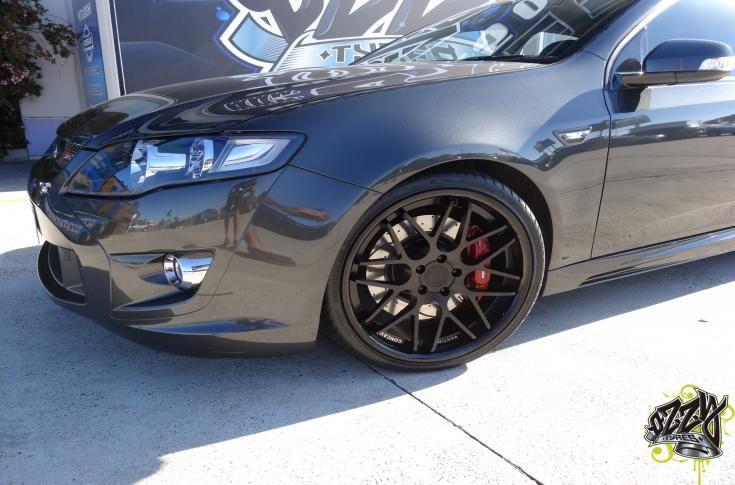 Ford FPV F6 Rims & Mag Wheels