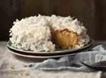 Gluten-free Lemon and Coconut Cake
