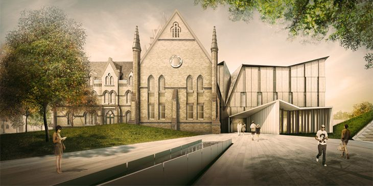 Daniels Faculty of Architecture by NADAAA