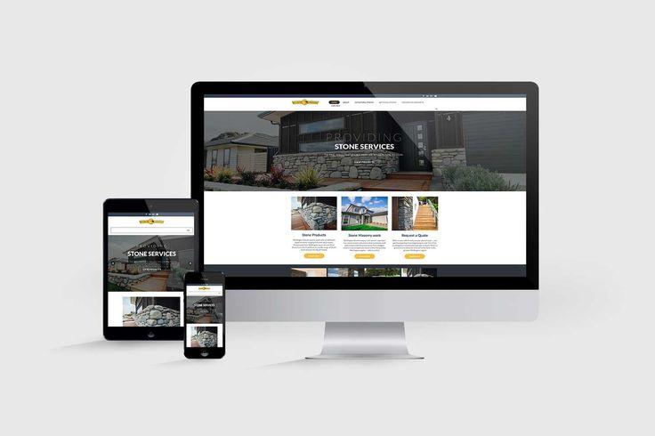 Wellington Stonemasons - Website Development
