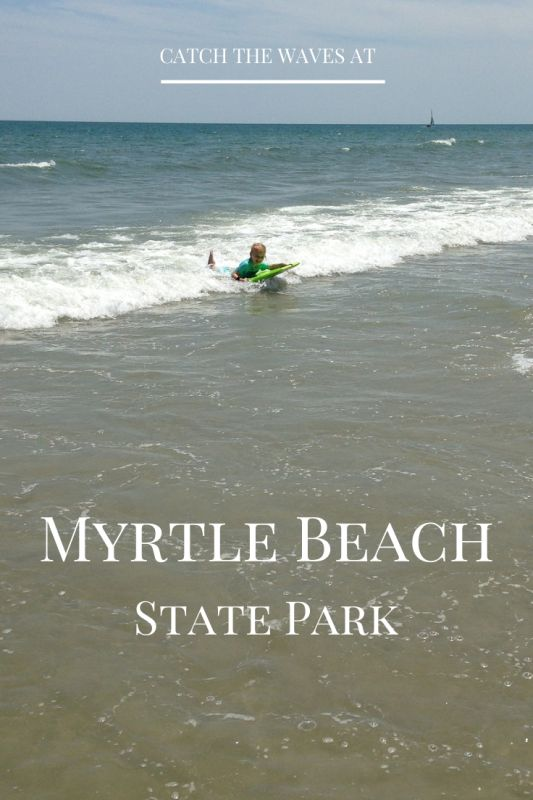 5 Reasons To Love Myrtle Beach State Park