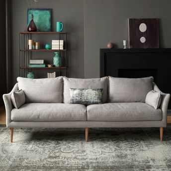 Cute West elm couch sale