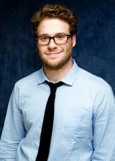 Seth Rogen ....lately he's really got me wanting to snuggle him SO HARD!!! Of course it's his teddy bear beard and hair, and that he just makes me laugh, really laugh