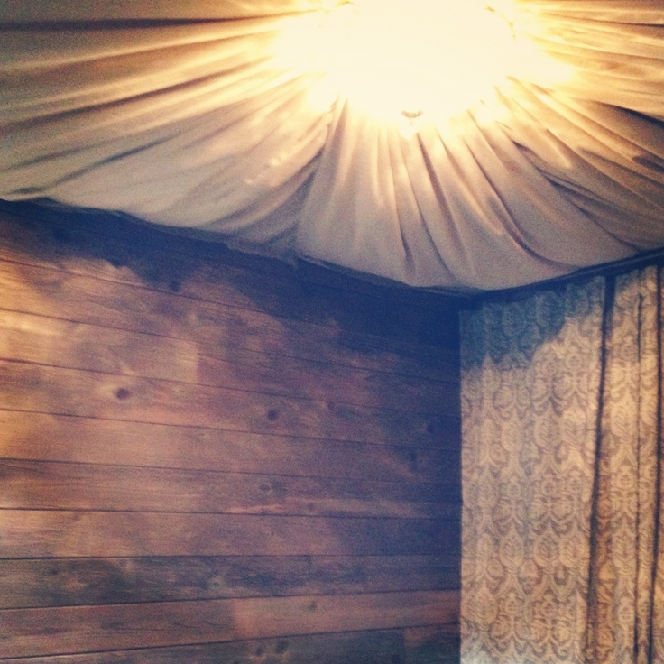Fabric Wall Ceiling : Images about fabric ceiling on pinterest
