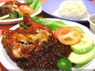 Resep masakan Ayam Penyet (Jawa timur)