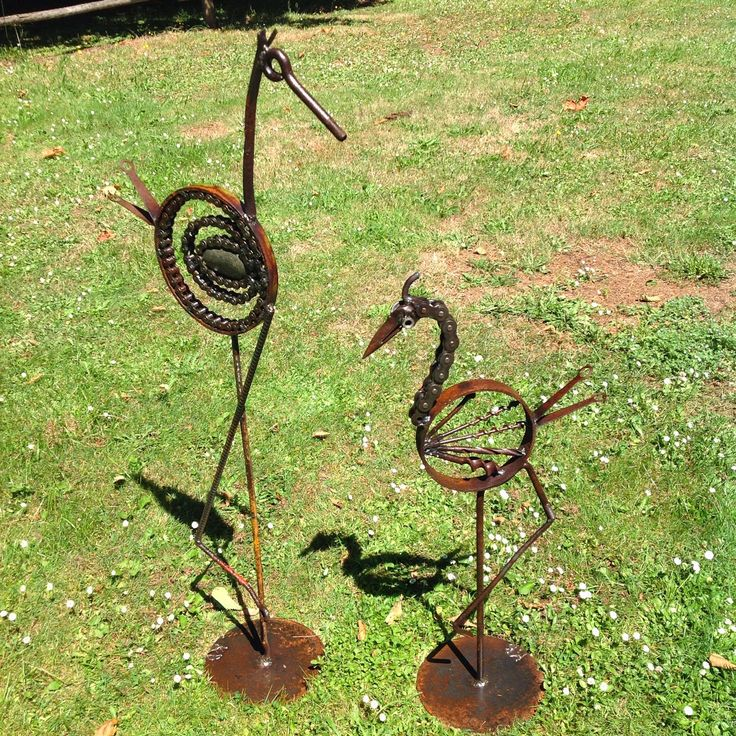Kathi S Garden Art Rust N Stuff Moonshadow Lavender Farm
