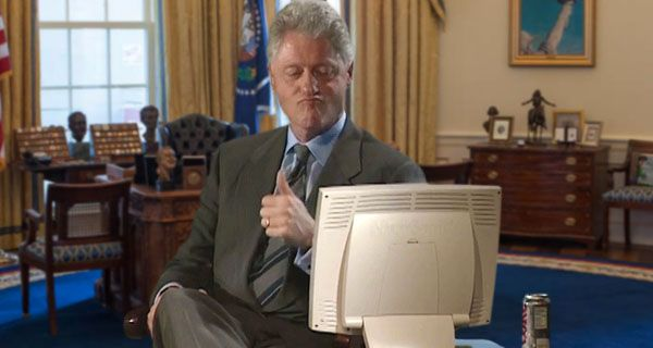 '8 Across: Cigar Holder': Bill Clinton 'writes' NYT Crossword Puzzle, Twitter guesses some of HIS clues