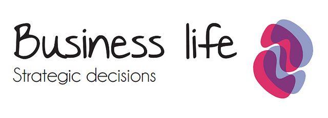 Logo Business life