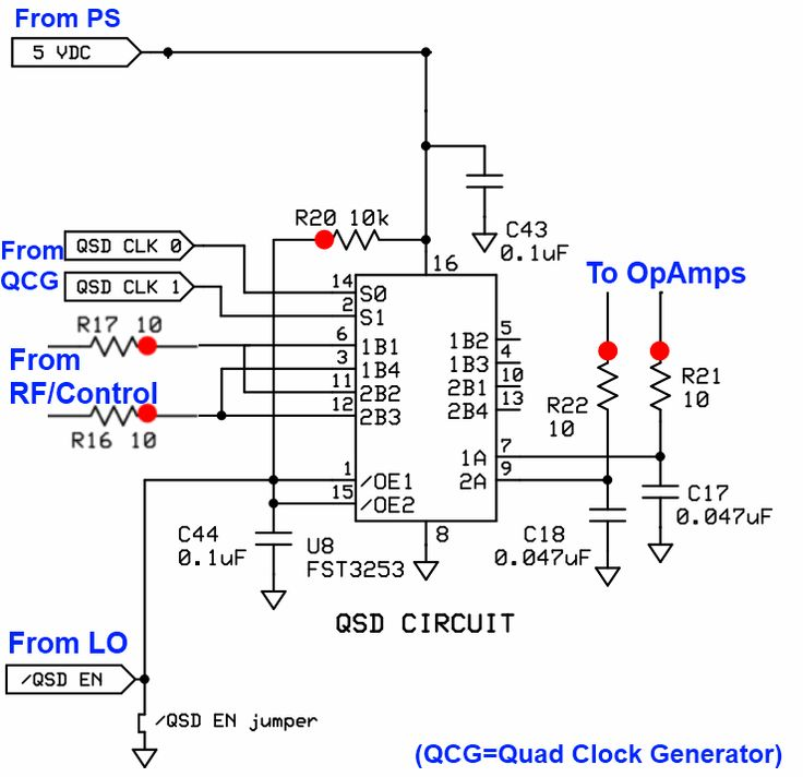 DSP filter for the Yaesu FT817 using a Teensy Prototype