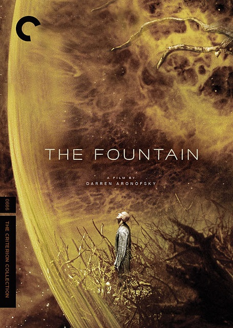 The Fountain.One of the most beautiful movies ever made, and the soundtrack is so ethereal!