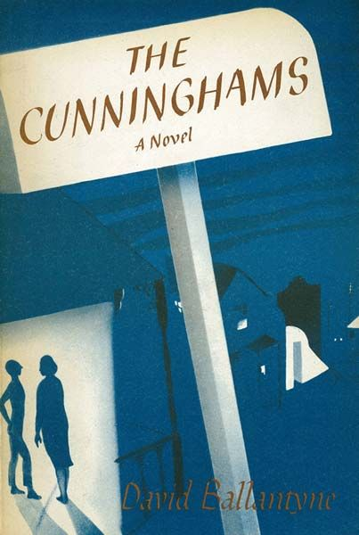 The Cunninghams by David Ballantyne, published by Oxford university Press (reprint 1950)