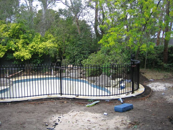 Superb Pool Fence, Custom Glass, Home Interior Design, Kit, Fencing, Swimming Pools,  Curves, Pools, Interior Designing. Find This Pin And More On DIY ...