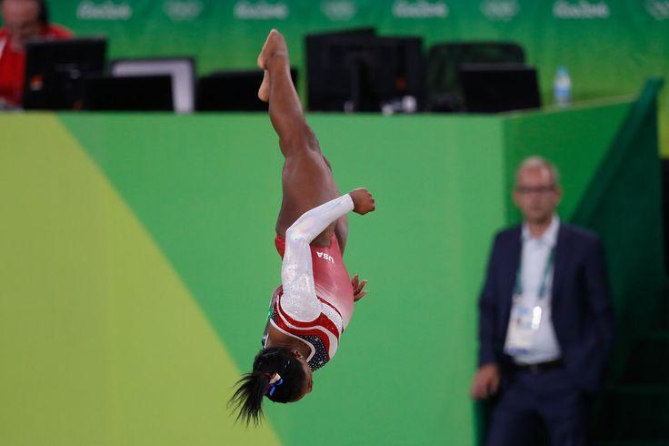 Rio Olympic Games 2016 – August 9 – Gymnastics - Women's team all-around – Gold -  United States -  Score 184.897 - Agência Brasil - HR