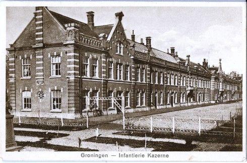 Kazerne Hereweg , Groningen