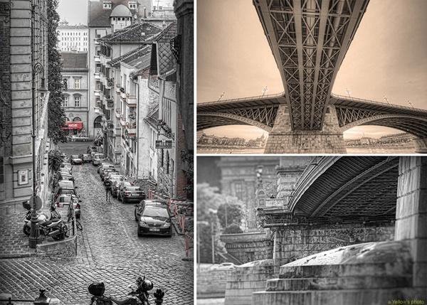 BudapestPostcards nice edition #1 by Eőry Álmos, via Behance