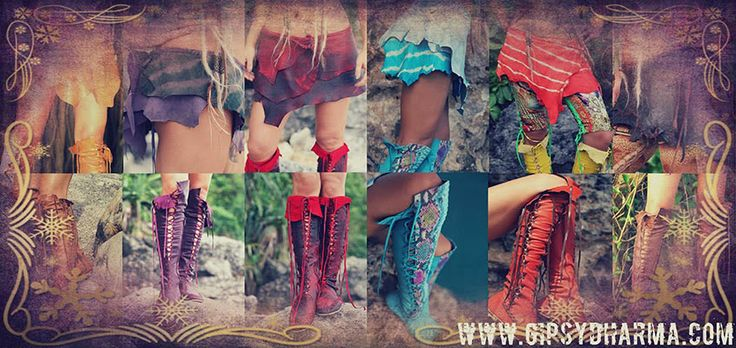Love the Gipsy Dharma boots!